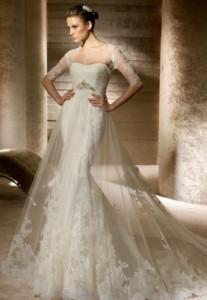 Самые новые свадебные платья