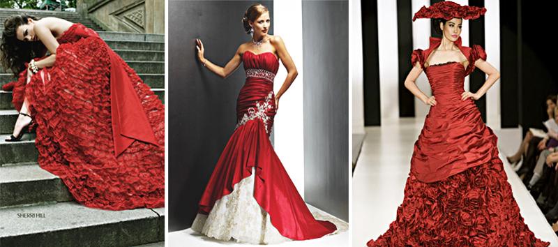 Как выбрать цвет свадебного платья | Ивона: красота, здоровье