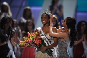Победительница конкурса мисс вселенная 2011
