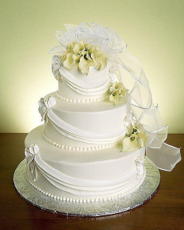 Свадебные торты последние тенденции
