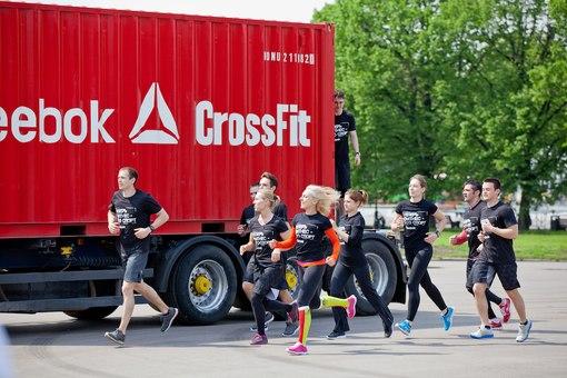 Чемпионат по фитнесу Reebok CrossFit