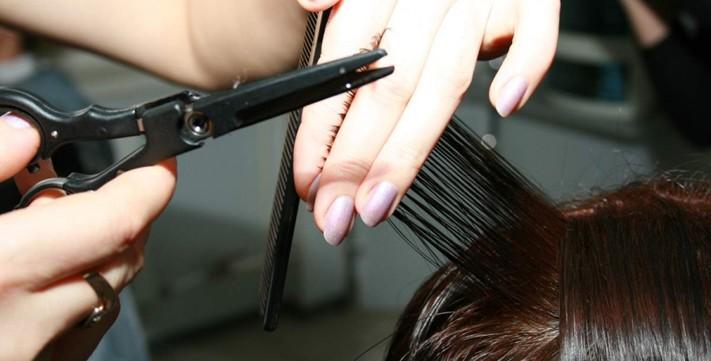 Стрижка горячими ножницами, как способ оздоровления волос