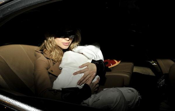 Лобода прячет свою дочку от прессы