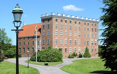 Замок в Svaneholm