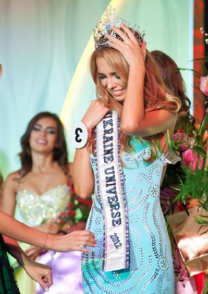 мисс украина-2012 фото