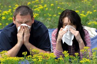 виды аллергий фото