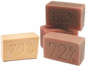 Хозяйственное мыло: лечебные свойства